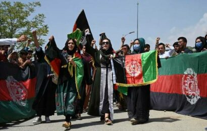 Several killed amid firing by Taliban, stampede during rally in eastern Afghan city of Asadabad