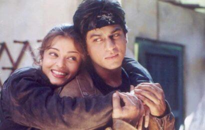 Shah Rukh Khan said he resembled Aishwarya Rai: 'People also told me we looked alike'. Watch hilarious video