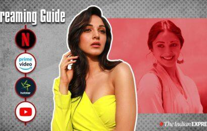 Streaming Guide: Kiara Advani movies