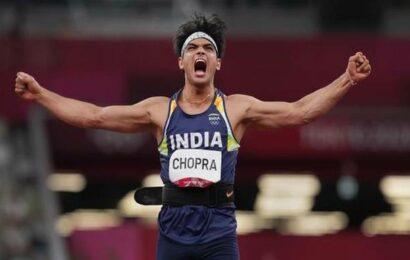 Subedar Neeraj Chopra — an Olympian and a soldier