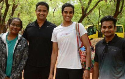Support system behind Sindhu's medal journey