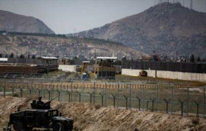 Taliban strengthen control around Kabul airport: Pentagon