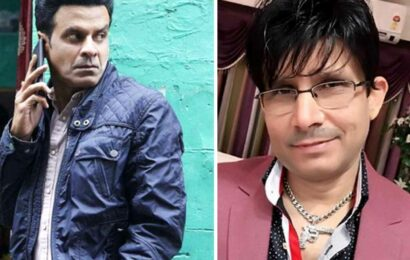 The Family Man actor Manoj Bajpayee files case against KRK