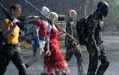 The Suicide Squad disappoints at the box office, heading for a $27 million opening