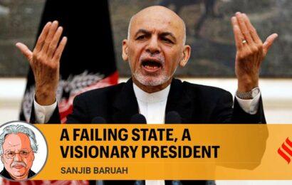 The predicament of Ashraf Ghani
