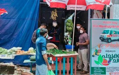 This social service group from Kerala is selling vegetables to buy an ICU ambulance this Onam