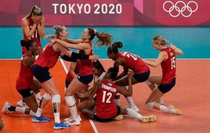 Tokyo Olymics | U.S. women finally strike gold