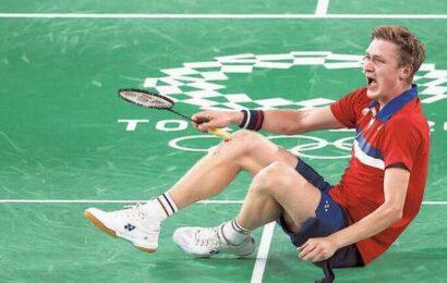 Tokyo Olympics | Axelsen dethrones Chen for gold