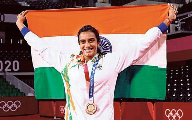 Tokyo Olympics   If I can do it, everybody can: Sindhu