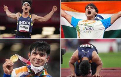 Tokyo Olympics | Indian contingent at Games Village gives warm reception to Neeraj Chopra