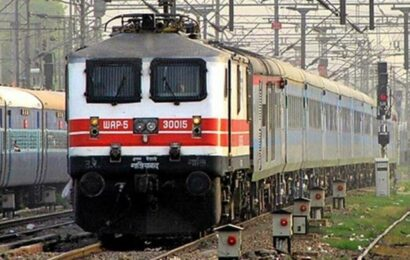 Two from West Bengal held in Erode for impersonating as loco pilots
