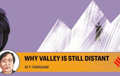 Two years on, the deepening anxieties and growing distance between Delhi and Kashmir