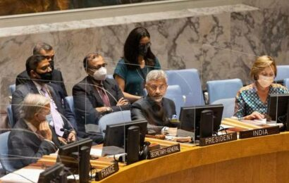 UNSC unanimously adopts significant Presidential Statement, Resolution on peacekeeping, as India presides over Council