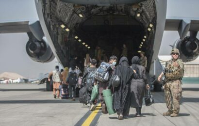 US says it is focused on completing evacuation from Afghanistan by Aug. 31