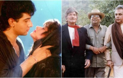 Vivek Mushran on how Dilip Kumar and Raaj Kumar were 'childish with each other' on Saudagar sets