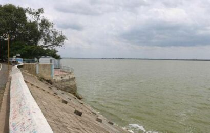 Water level rises in Veeranam tank, raising farmers' hopes in Cuddalore district