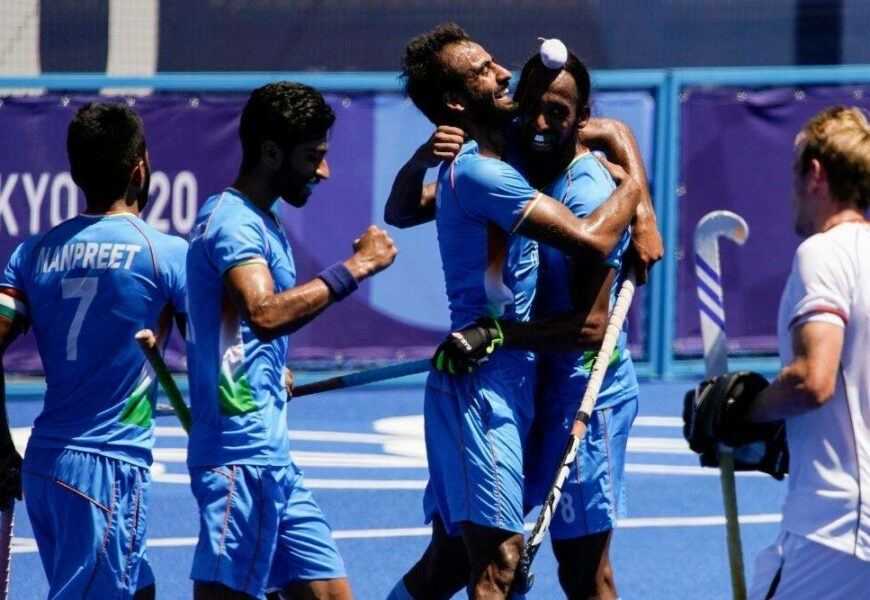 'It's a new beginning for Indian hockey': Dilpreet Singh on Olympic bronze medal