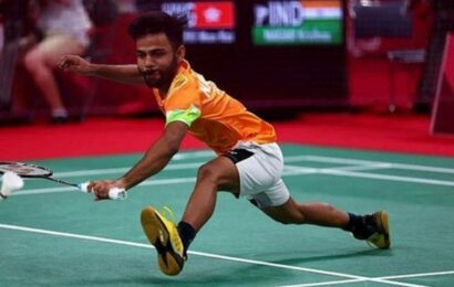 'You proved your mettle by winning the gold medal': India applauds Krishna Nagar's historic performance