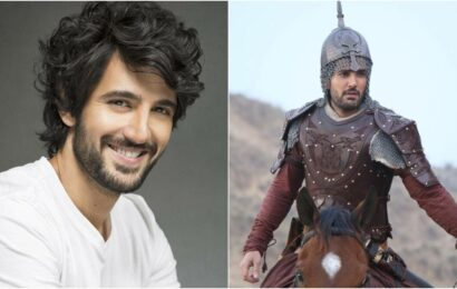 Aditya Seal, The Empire's Humayun, on backlash against the series: 'Please go back in time and change history'