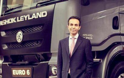 Ashok Leyland 'looking at all options' to make EV batteries