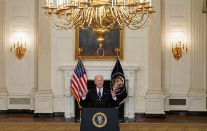 Attacking anti-vaccine movement, Joe Biden mandates widespread COVID shots, tests