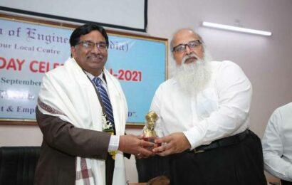 Award for DRDO scientist