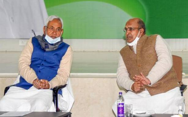 BJP stand on caste census puts JD(U) in tight spot