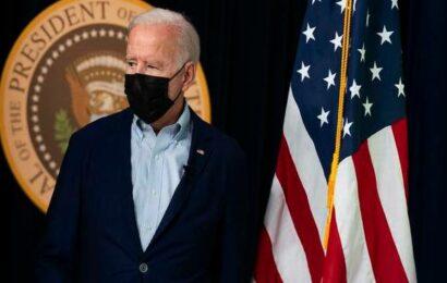 Biden tells storm-ravaged Louisiana: 'I know you're hurting'