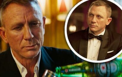 Daniel Craig pokes fun at delayed release of No Time To Die