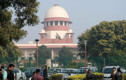 Don't treat young doctors as football in power game, says SC on changes in syllabus