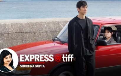 Drive My Car takes you on a journey of a lifetime: Express at TIFF