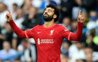 EPL: Salah hits century as Liverpool beat Leeds