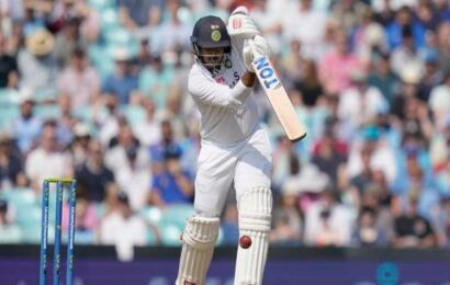 Eng. vs Ind. fourth Test | Shardul lorded over the Oval with aplomb