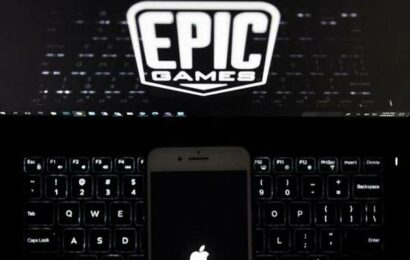 Epic Games to appeal U.S. ruling in Apple app store fight