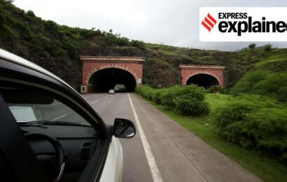 Explained: Why Mumbai-Pune Expressway is getting a traffic management system