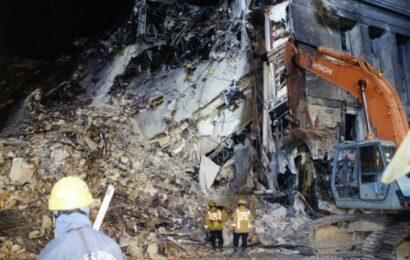 FBI releases unseen 9/11 Pentagon photos