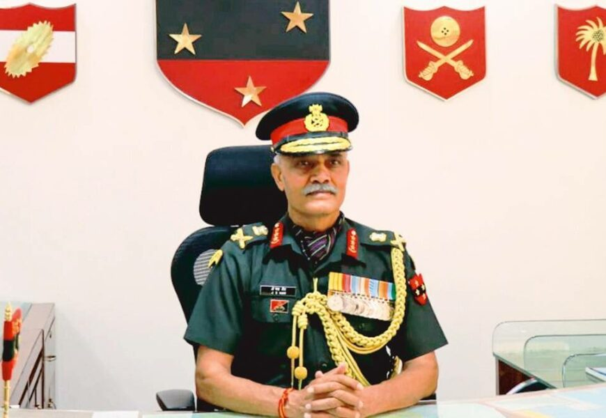 Formation heads of Southern Command meet in Pune, discuss border security
