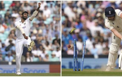 From delivery stride to loading and release, Jasprit Bumrah is 101% perfect
