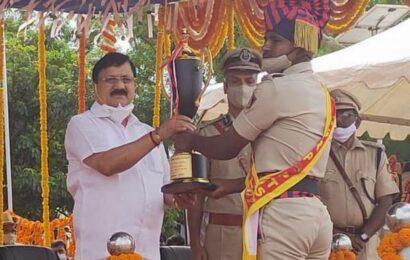 Home Minister visits Belagavi