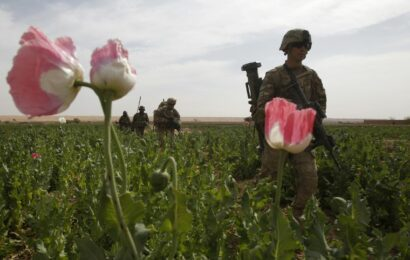 How the US Lost the Opium War in Afghanistan