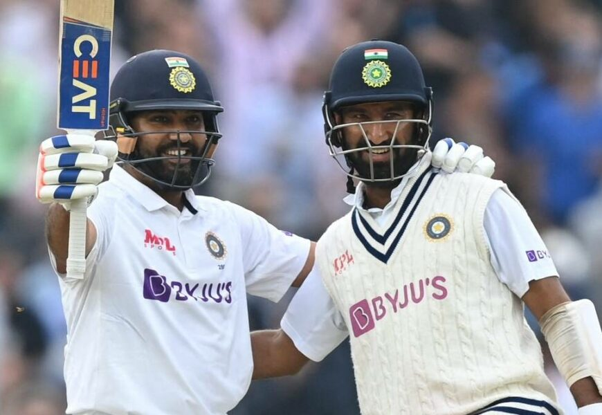 India vs England: Rohit's first overseas ton sets up engrossing fourth day at Oval