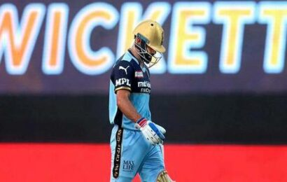 Indian Premier League 2021 | It's a wake-up call for us, says Kohli