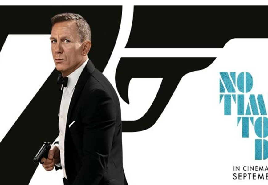 James Bond film No Time To Die to release in India on this date