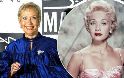 Jane Powell has died at 92 … actress appeared in MGM musical classics