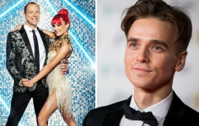 Joe Sugg issues Strictly warning to Dianne Buswell's new partner 'She's like a machine'