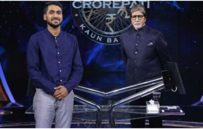 KBC 13: Pranshu Tripathi missed a chance to become crorepati due to this Rs 1 cr question, can you answer it?