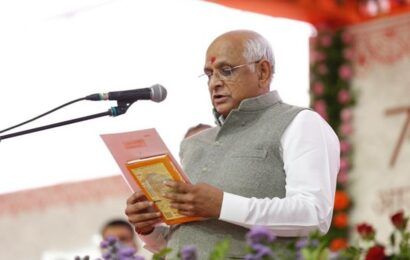 Kailashnathan reappointed Chief Principal Secy to Gujarat CM Bhupendra Patel