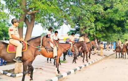 Karnal Kisan Mahapanchayat Live Updates: Haryana farmers reach Karnal in large numbers, district administration invites SKM leaders for talks