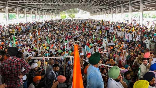 Karnal kisan mahapanchayat: Talks fail, farmers march towards mini-secretariat