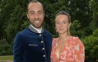 Kate Middleton, Prince William celebrate her brother James Middleton's wedding to Alizee Thevenet